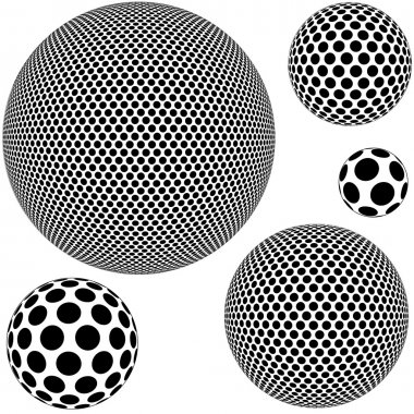 Dotted Sphere