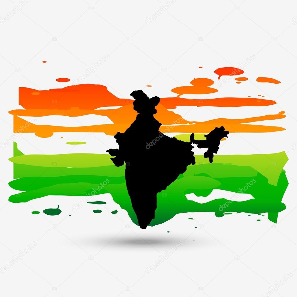 patriotic indian design