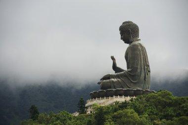 Tian Tan Buddha, Lantau Island, Hong Kong