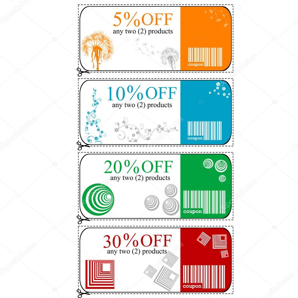 Vouchers with sales