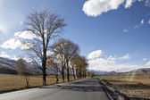 strada delle Highlands