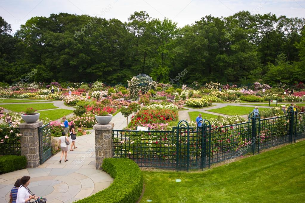 New York Botanical Garden – Stock Editorial Photo © littleny #13156516