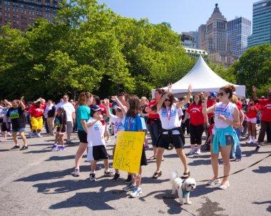 Liver Foundation Walk