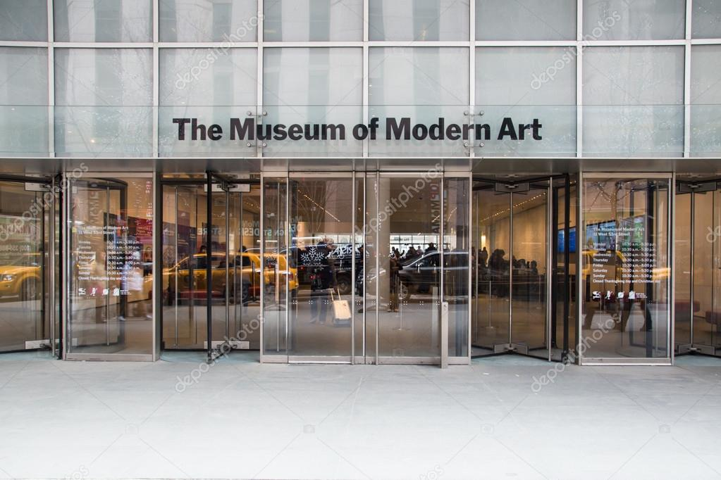 MoMA Museum of Modern Art NYC