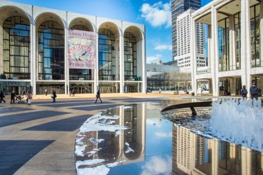 Lincoln Center New York City