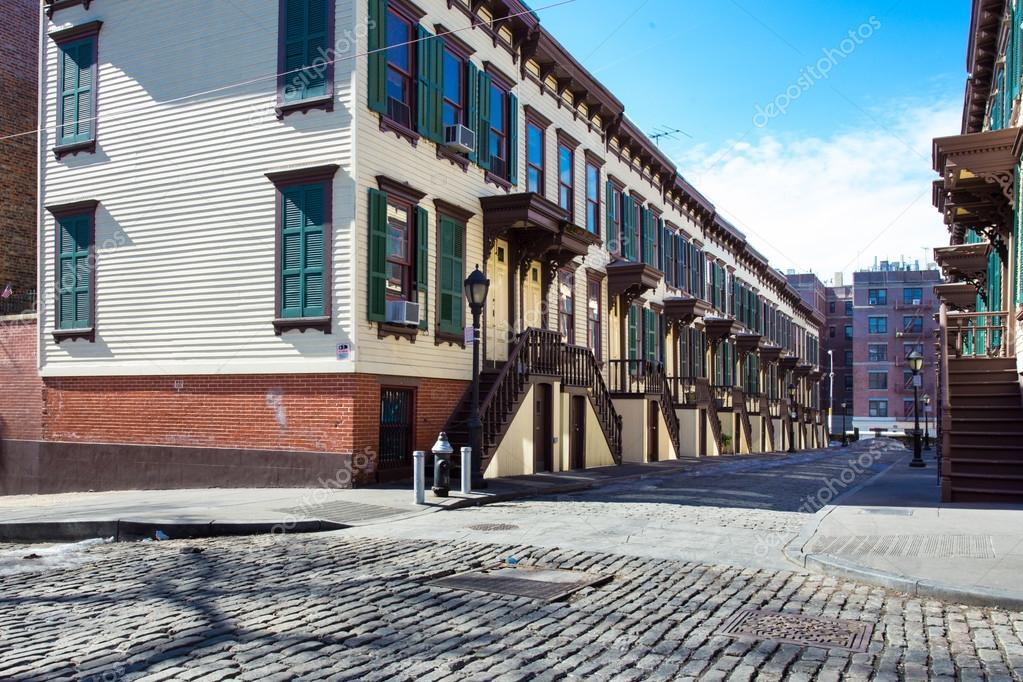 Historic Street NYC