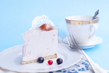 Fruit cake biscuit