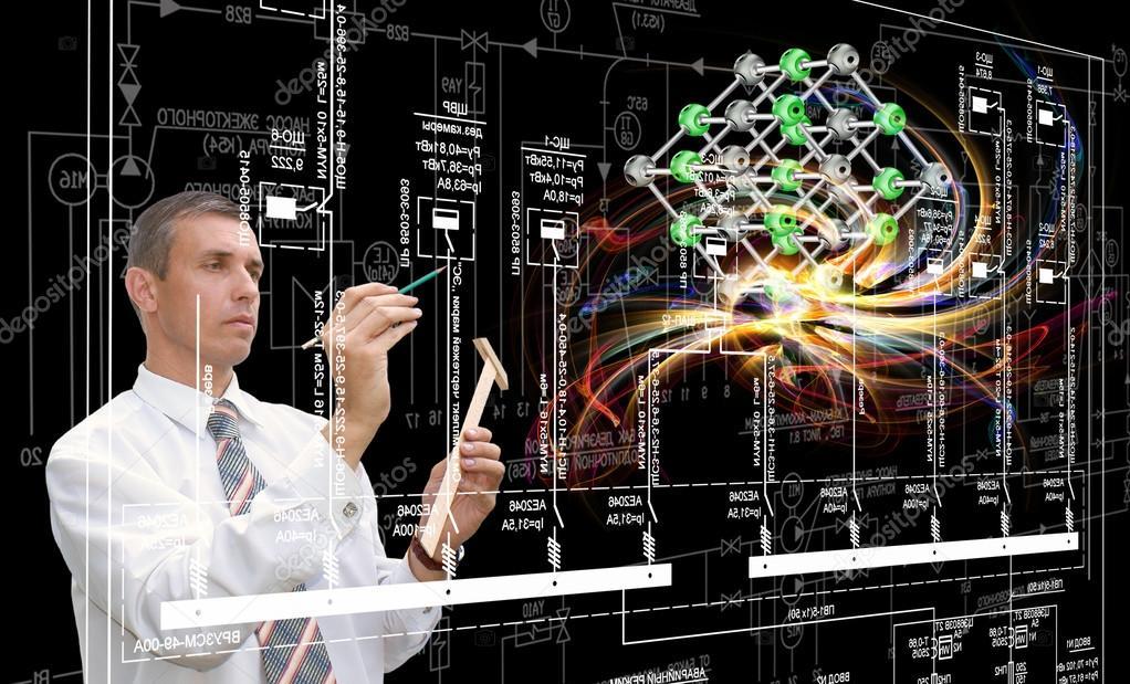Scientific innovative research.Engineering designing