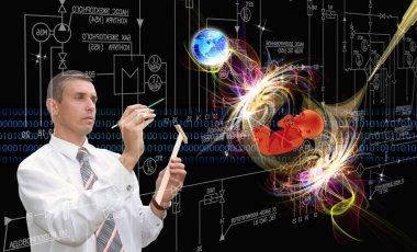 The cloning .Innovation science genetics technology