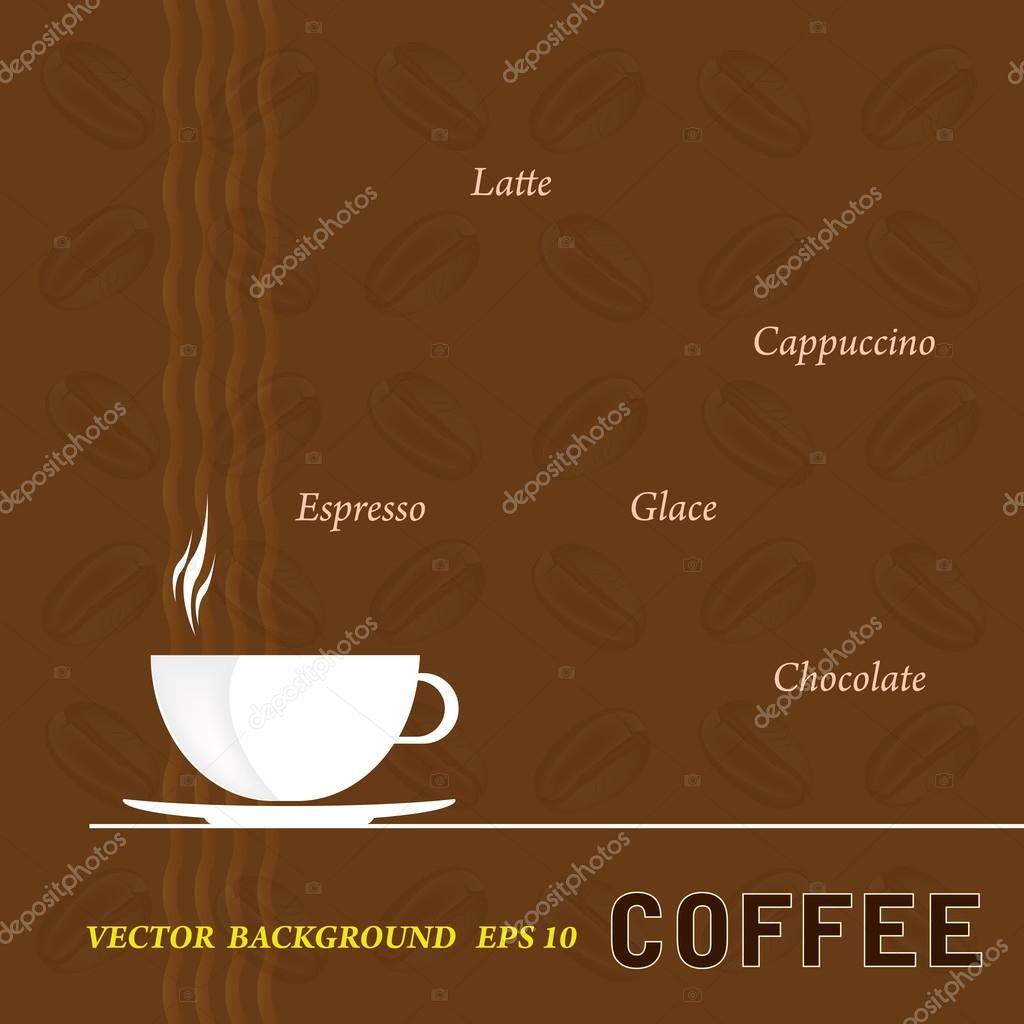 Caf backgroundstaurant negcios cardctor vetores de stock caf backgroundstaurant negcios cardctor vetores de stock reheart Choice Image