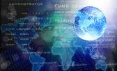 E-finance business.Internet