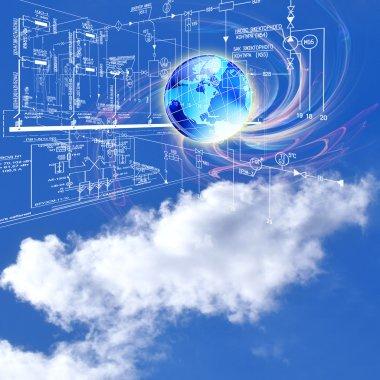 Engineering industrial designing technologies