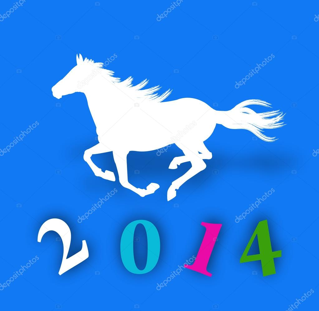 Happy New Year Horse Images 26