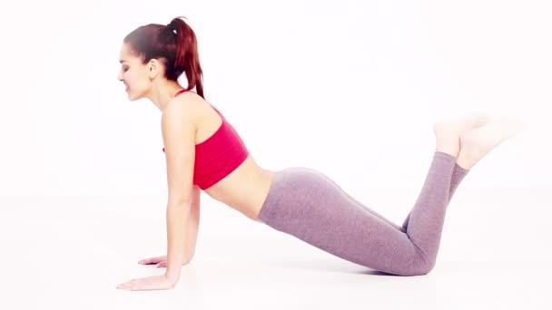 bitilasana jóga pozice
