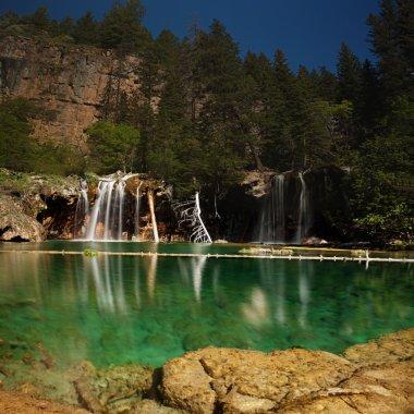 Hanging Lake in Colorado