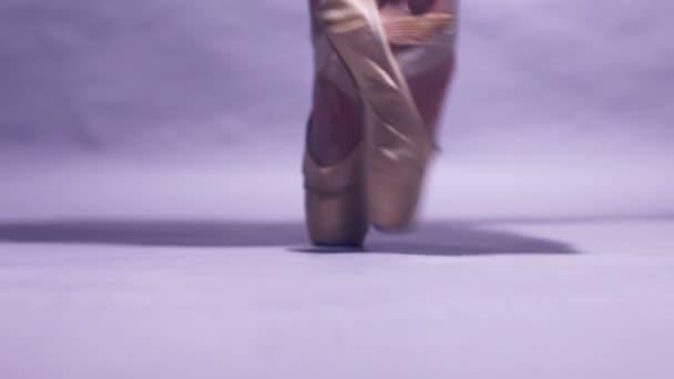 baletní střevíčky