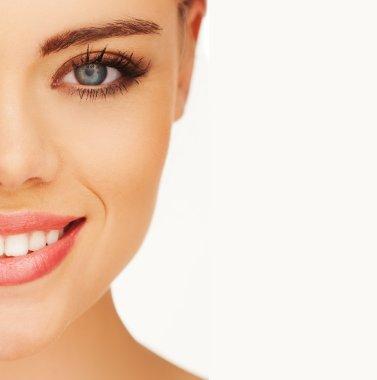Beauty Model Girl Portrait .