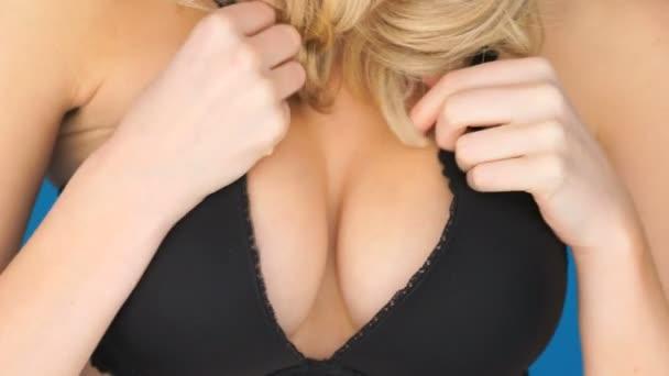 sexy ženy výstřih