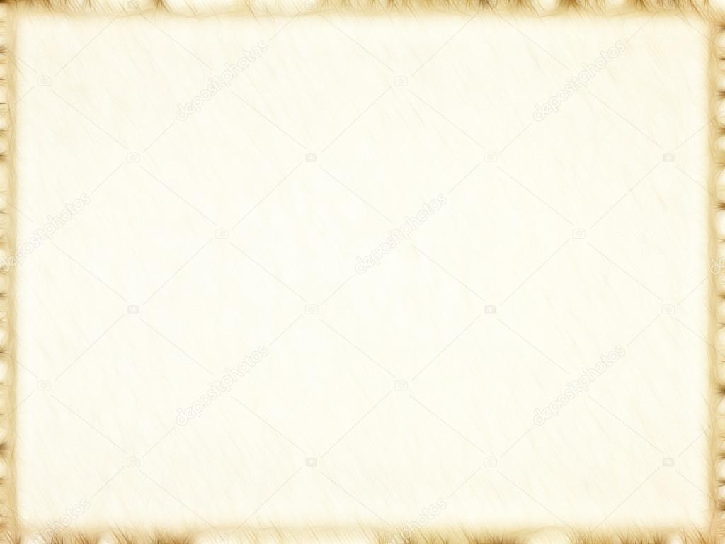 leere alte Papier-Fotorahmen mit dunklen border.background ...