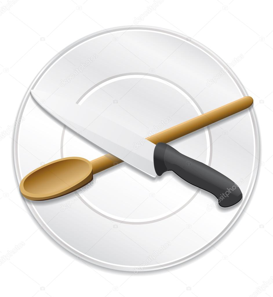Cooking chef or recipe icon stock vector albachiaraa 18674997 - Pictogramme cuisine gratuit ...