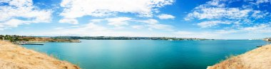Panoramic View of Sevastopol, Crimea, Ukraine