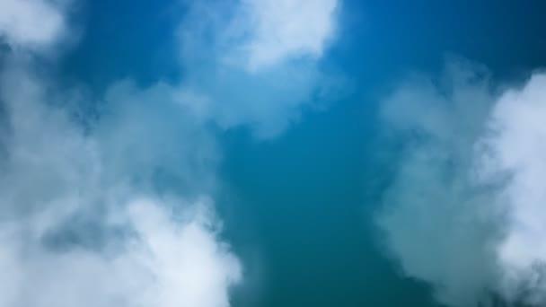 mračna nad modrá obloha
