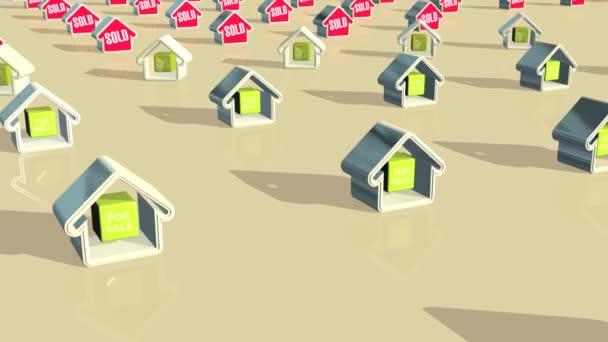 domy jsou prodávány hd