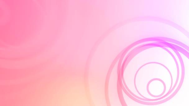 Véletlenszerű gyűrű rózsaszín Hd hurok