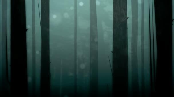 strašidelný Les smyčka hd