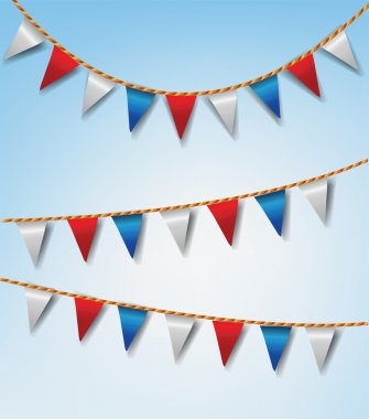Bunting Flags Collection