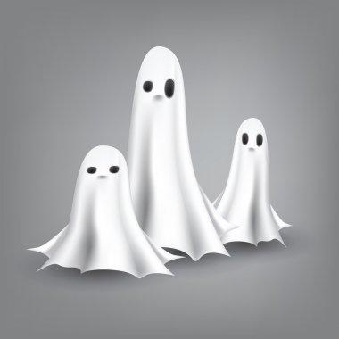 Ghosts Illustration