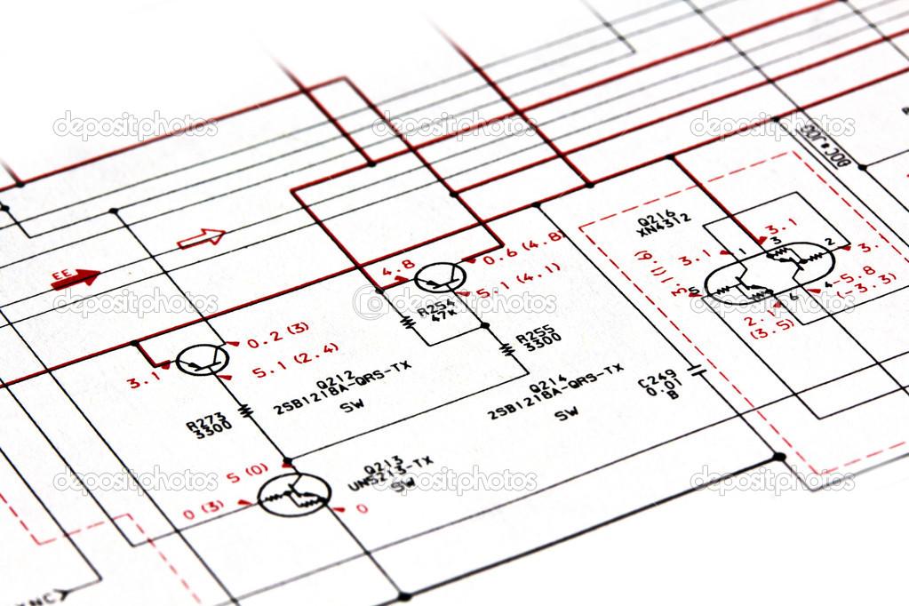 ISP10-Diagramm — Stockfoto © ldelfoto #12141925