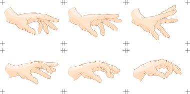 Hand Catch Animation