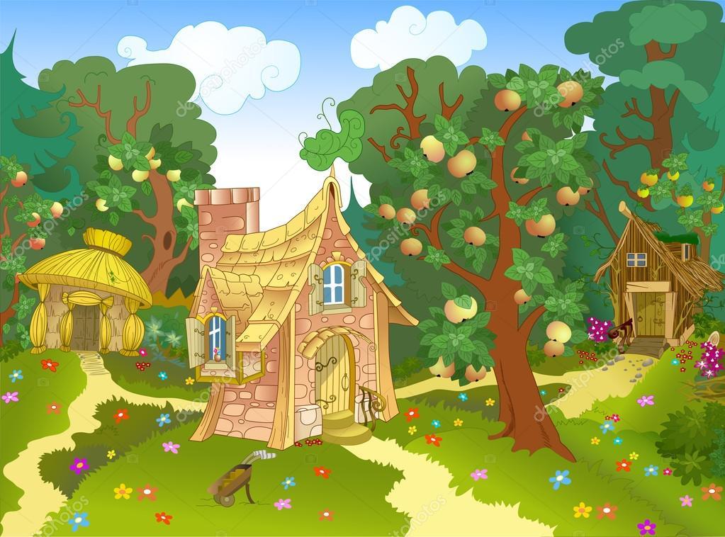 Three fabulous house