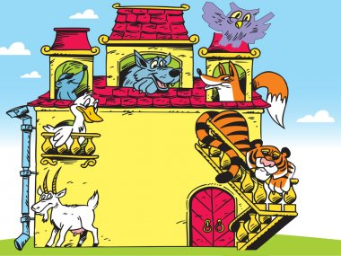 House for animals