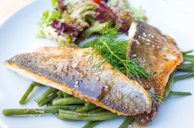 Exquisite French cuisine