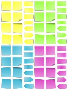 Post-it Note Set