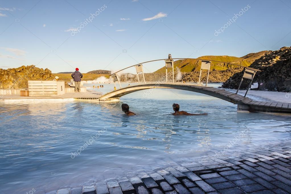 Spa - Blue Lagoon, Iceland.