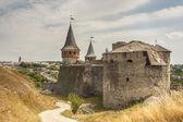 Castello a kamianets podilskyi, Ucraina, Europa