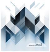 Fotografia astratto moderno con forme geometriche
