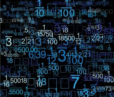 Math Style Background