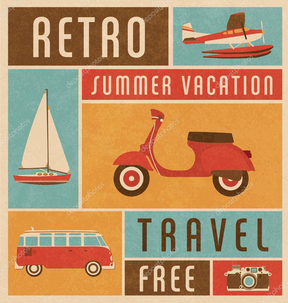 Summer Travel Design