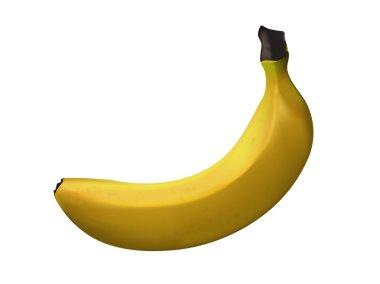 """Картина, постер, плакат, фотообои """"свежий желтый банан """", артикул 21918419"""