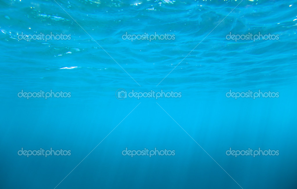 ocean underwater background