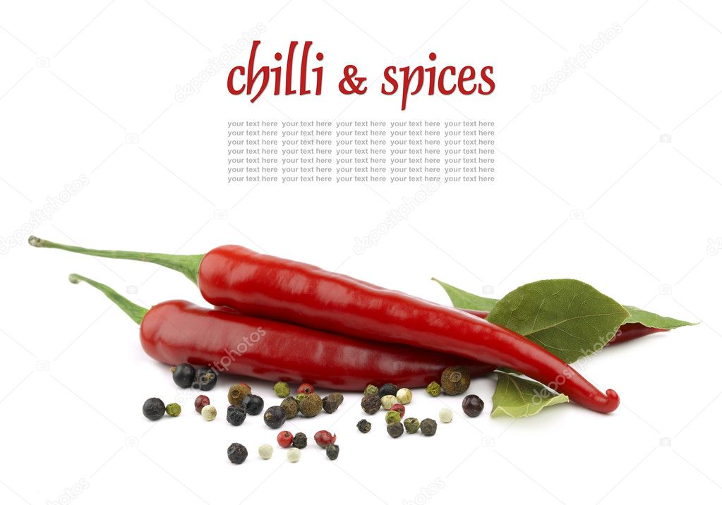 Chili and spices