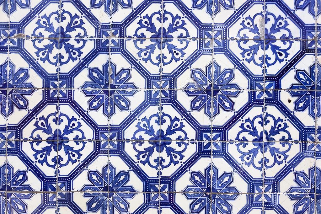 Traditional portugese tile azulejos lisbon europe for Europe carrelage