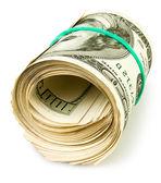 rotolo di soldi contanti