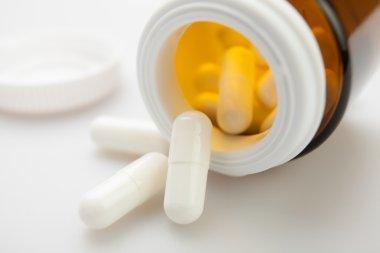 pills white bottle