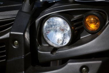jeep head lights
