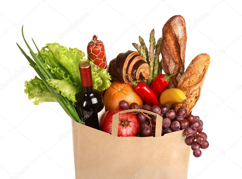 Élelmiszer-vásárlás - Stock Fotó © RomarioIen #36473739